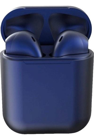 Sevfe I12 Tws Airpods Bluetooth Kulaklık - Lacivert