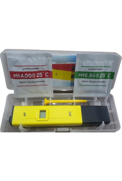 Lab Ph Metre Dijital Ph Ölçer 0-14