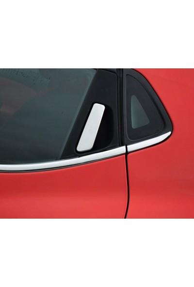 Seda Dizayn Oto Renault Clio 4 Krom Kapı Kolu 4 Kapı 2012 Sonrası
