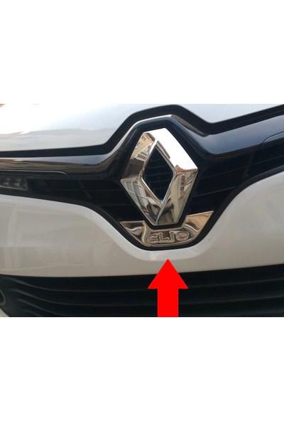 Seda Dizayn Oto Renault Clio 4 Krom Ön Amlem Çerçevesi 2012 Sonrası