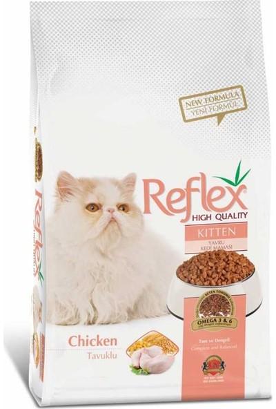 Reflex Kitten Yavru Kedi Maması 3 Kg