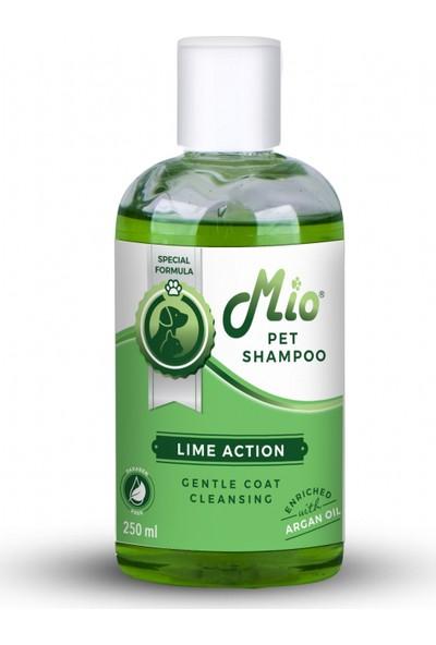 Mio Misket Limonu Kokulu Kedi Köpek Sıvı Şampuan 250 Ml