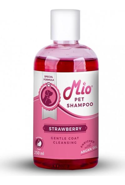 Mio Çilek Aromalı Kedi Köpek Sıvı Şampuan 250 Ml