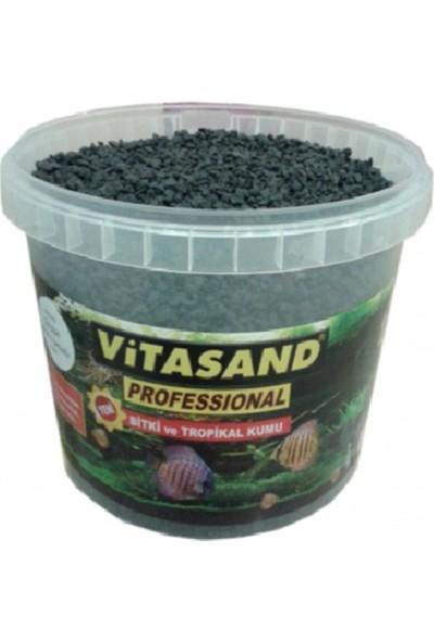 Vitasand Pro-91 Siyah Akvaryum Bitki Toprağı 19 kg