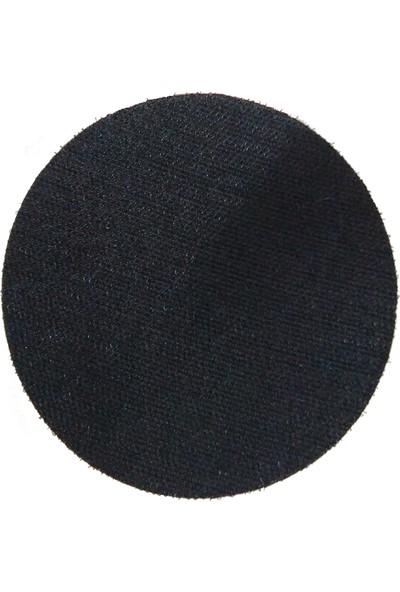 Rodex Cırtlı Zımpara Tabanı + Matkap Kullanım Somunu 180 mm