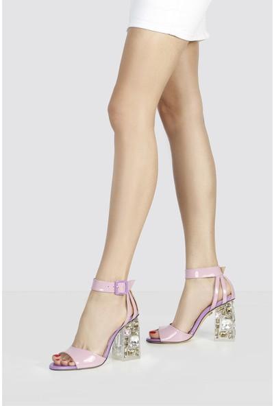 İlvi Militta Kadın Sandalet Lila