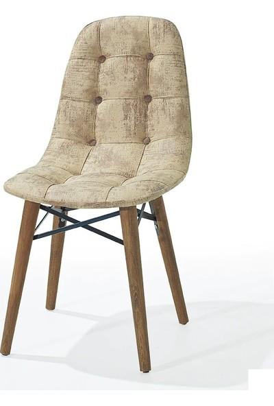 Kaykolsan Masa Sandalye Takımı 1 Masa 4 Sandalye A-03