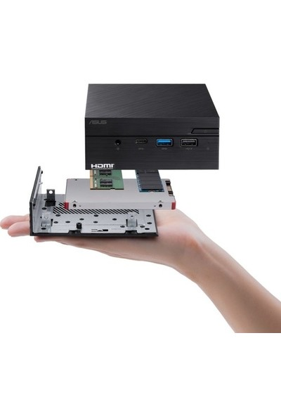 Asus PN30-BE023ZV2 AMD E2 7015 4GB 256GB SSD Windows 10 Pro Mini PC