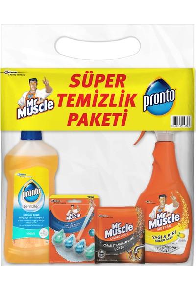 Mr. Muscle Süper Temizlik Paketi 2 lt