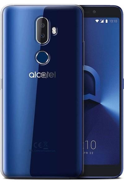 Teleplus Alcatel 3V Kılıf Tpu Silikon Şeffaf