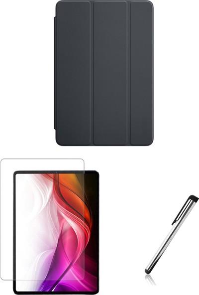 """Esepetim Samsung Galaxy Tab A P580 Siyah Smart Case Tablet Kılıfı Seti 10.1""""- Siyah"""