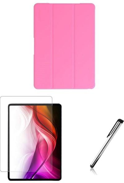 "Esepetim Samsung Galaxy Tab A P580 Pembe Smart Case Tablet Kılıfı 10.1""- Pembe"