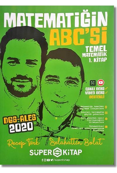Süper Kitap Yayınları Dgs-Ales Matematiğin Abc'si