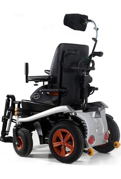 Poylin P288 Multi Fonksiyonel Akülü Tekerlekli Sandalye