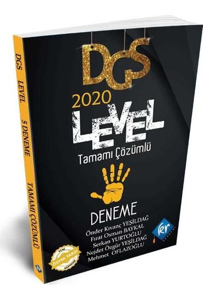 Kr Akademi 2020 Dgs Level Çözümlü 5 Deneme