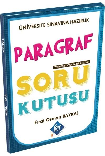 Kr Akademi TYT Türkçe Paragraf Soru Kutusu