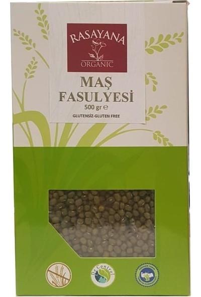 Rasayana Organik Glutensiz Maş Fasulyesi 500 gr