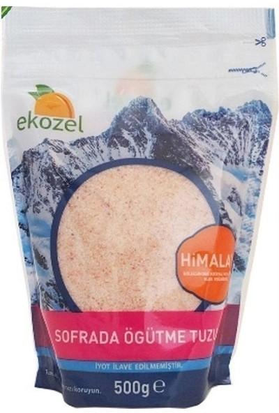 Ekozel Himalaya Kristal Tuzu Pembe Ince 500 gr