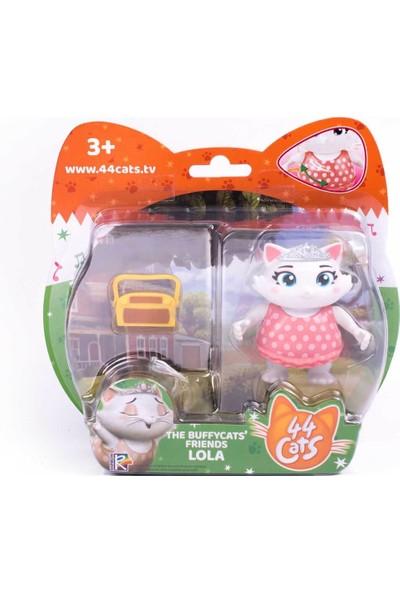44 Cats Buffycats 44 Cats Aksesuarlı Tekli Figür Lola