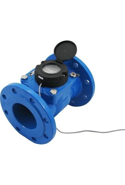 Powogaz MWN-100-C Soğuk Su Sayacı Reed Pulser