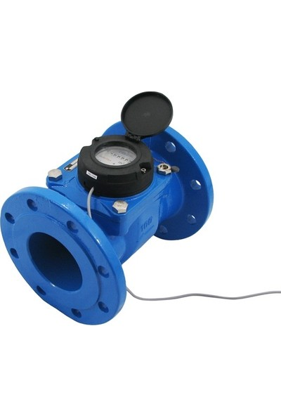 Powogaz MWN-80-C Soğuk Su Sayacı Reed Pulser