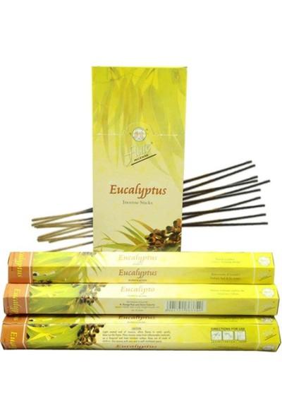 Flute Tütsü Okaliptus (Eualyptus) 6X20 120 Sticks Incens