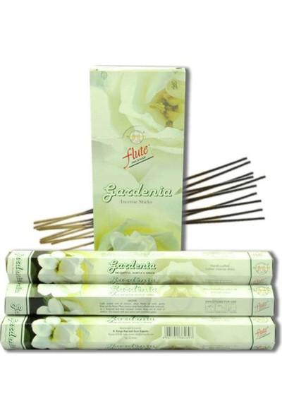 Flute Tütsü Gardenya (Gardenia) 6X20 120 Sticks Incense