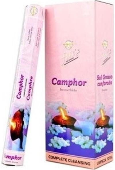 Flute Tütsü Kafur (Camphor) 6X20 120 Sticks Incense