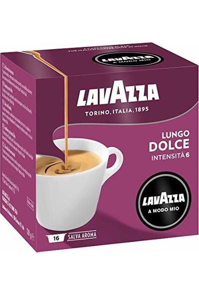 Lavazza A Modo Mio Lungo Dolce Kapsül Kahve 16'lık