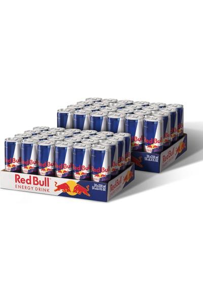 Red Bull Enerji İçeceği, 250 ml (24x2 Paket, 24x250 ml)