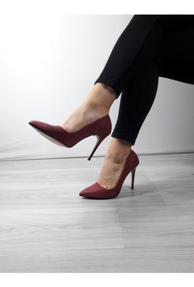 Cudo Yüksek Topuk Kadın Stiletto