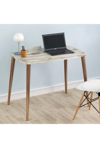 Bofigo 60X90 cm Çalışma Masası Bilgisayar Masası Ofis Ders Yemek Masası Efes