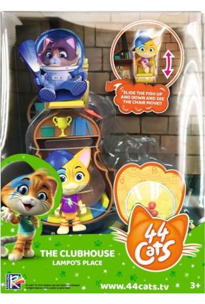 44 Cats Buffycats 44 Cats Delüks Oyun Seti Pilou