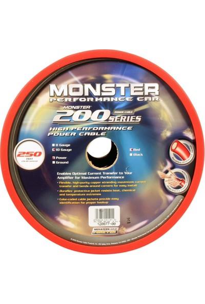 Monster Güç ve Topraklama Kablosu 76M