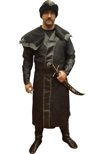 Dilek Kostüm Ertuğrul Kayı Alp Kıyafeti Uç Beyi Kostümü