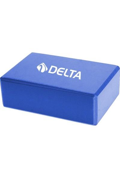 Delta Yoga Blok Yoga Köpüğü Eva Yoga Bloğu Yoga Block