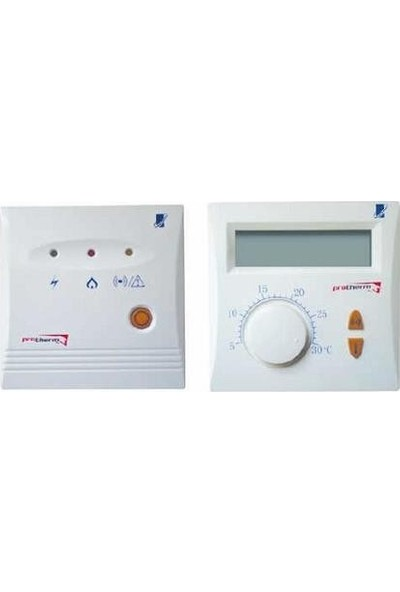 Protherm RF6001 Kablosuz Oda Termostatı