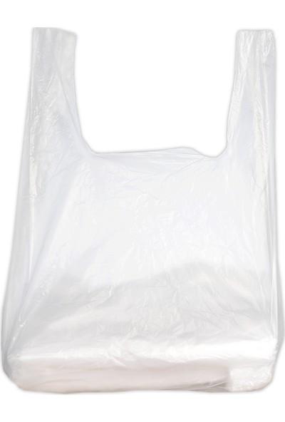 Hoşgör Plastik Hışır Atlet Market Manav Poşeti Mini Boy Koli:9250'li