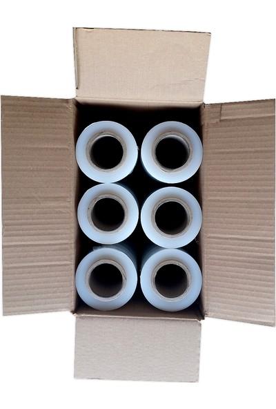 Hoşgör Plastik Palet Streç Film Palet Streci 50 cm 23 mikron 175 m