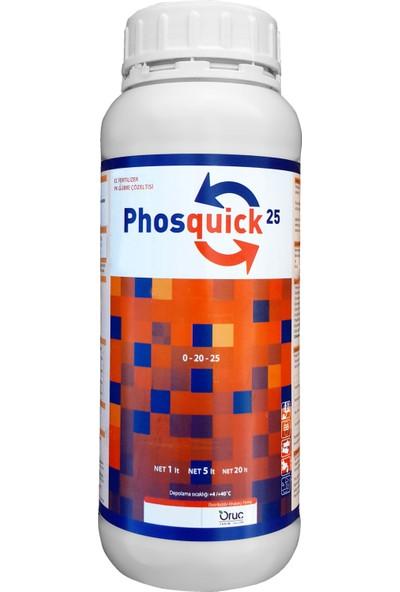 Oruç Tarım Phosquıck 25 Bitki Besini 1 lt