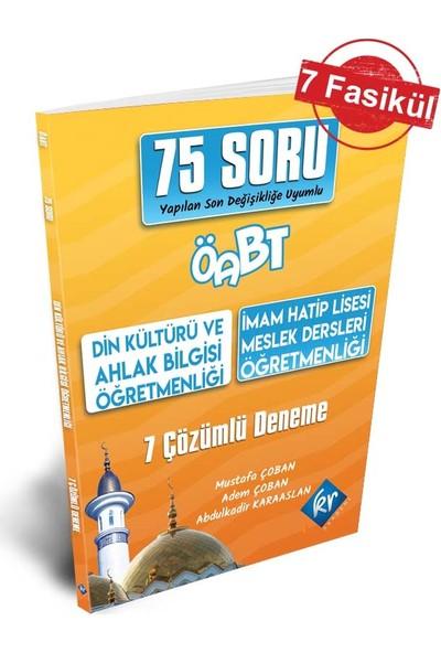 Akademi Yayınları ÖABT Din Kültürü ve Ahlak Bilgisi Öğretmenliği 7 Fasikül Çözümlü Deneme