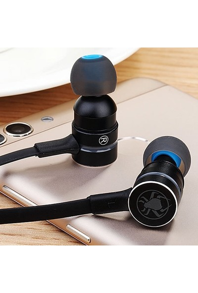 Ally Plextone G20 Mıknatıslı Premium 3.5mm Kulaklık AL-25461 Siyah