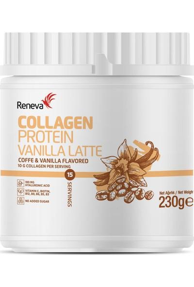 Reneva Collagen Protein Vanilla Latte 230gr