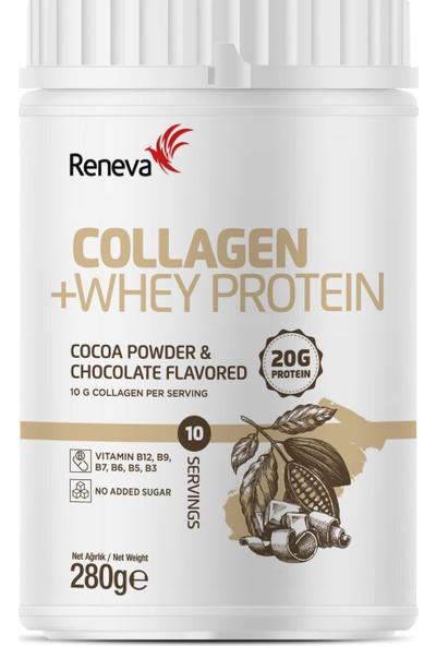 Reneva Collagen + Whey Protein 280gr
