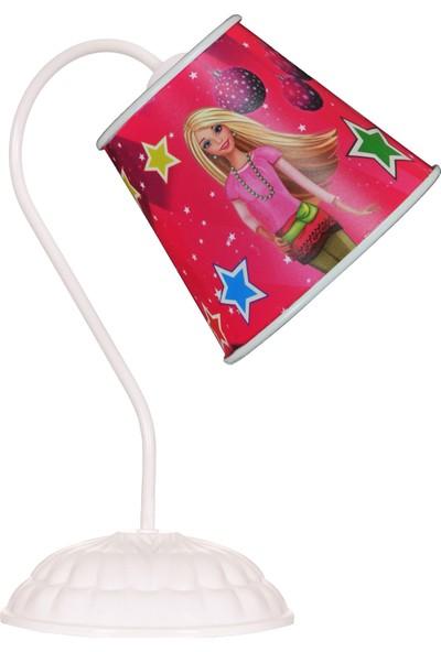 Venon Aydınlatma Sezin Masa Lambası Beyaz Yıldızlı Prenses