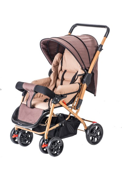 Baby Care Practico Çift Yönlü Bebek Arabası