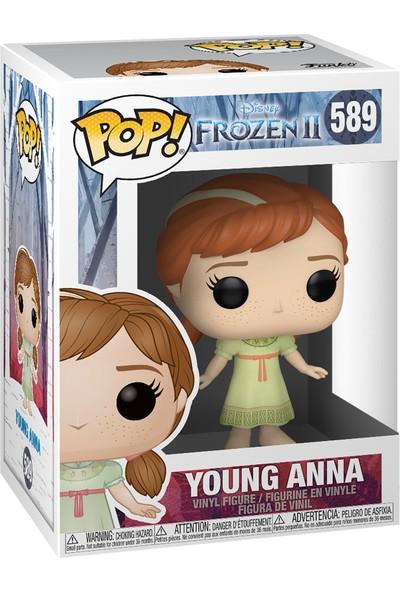Funko POP Figür - Disney Frozen 2, Young Anna