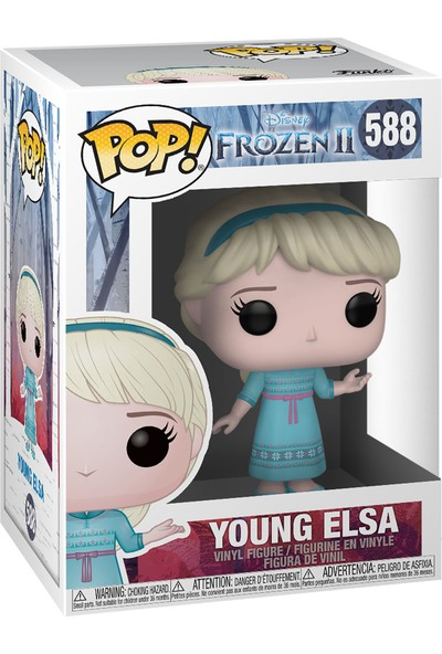 Funko POP Figür - Disney Frozen 2, Young Elsa