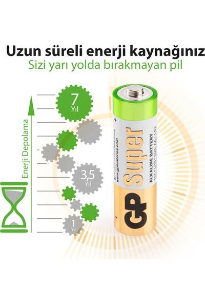 GP Super Alkalin 40'lı AA Boy Kalem Pil (GP15A-2VS40)