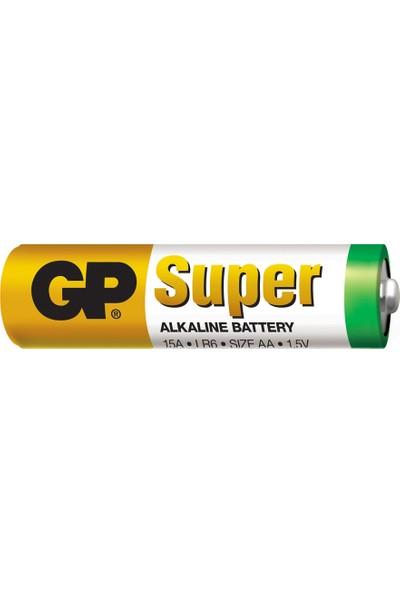 Gp 5+5 Super Alkalin Pil AA